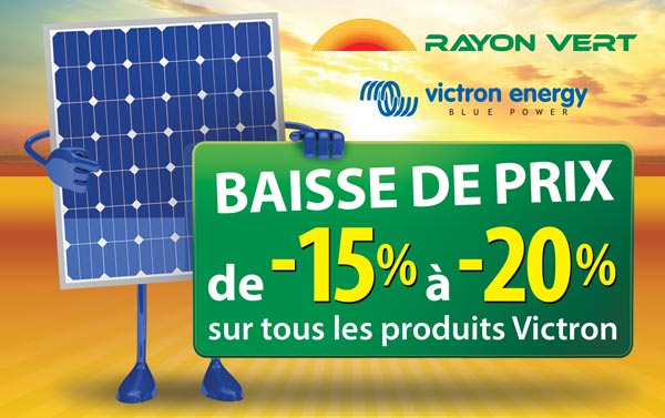 Promotion Victron